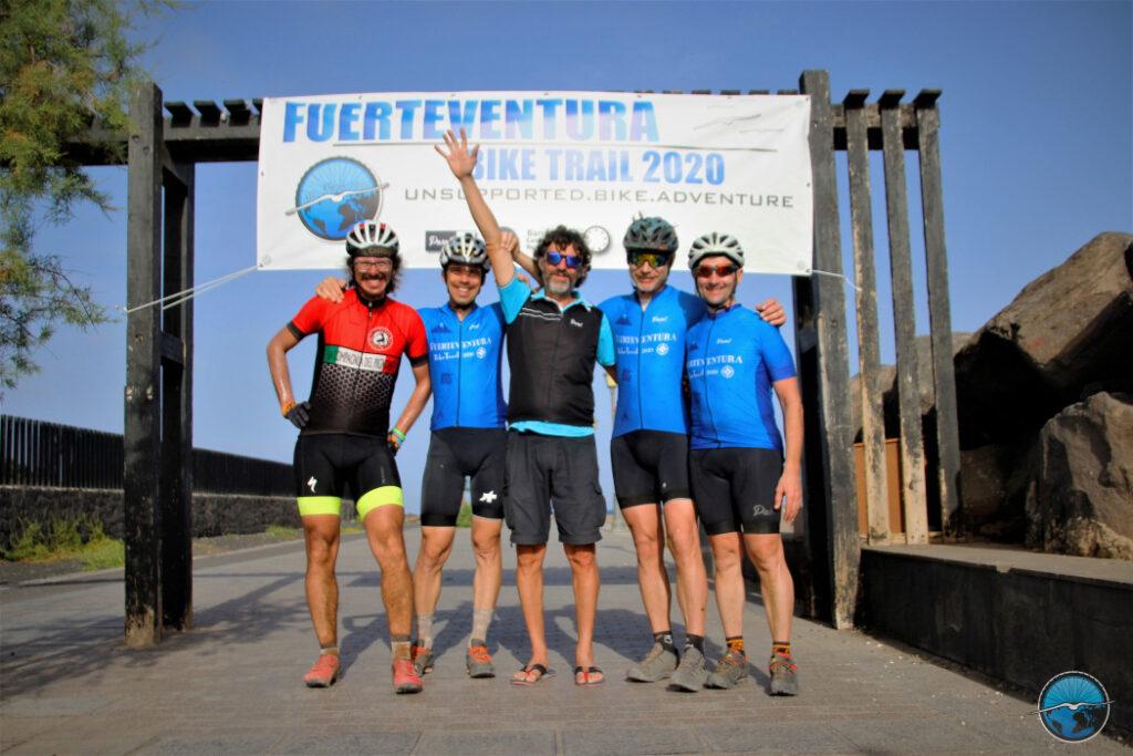 Fuertaventura bike trail & holiday 2020