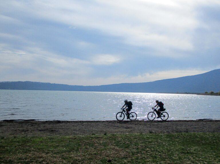 Non solo trail, i laghi Laziali